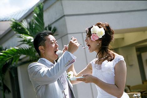 グアムで挙げる結婚式