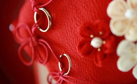結婚指輪が意味すること